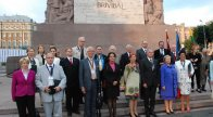 Róbert Répássy participates in European Day of Remembrance for Victims of the Totalitarian Regimes